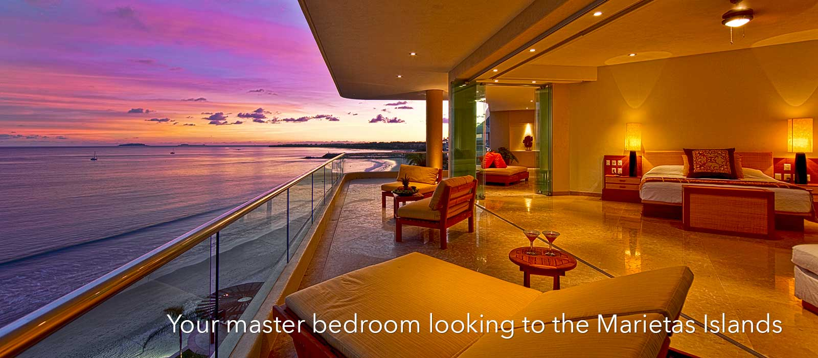 the glass penthouse at playa punta de mita - vacation condo rentals